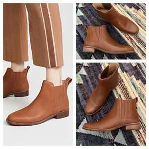 MADEWELL Chelsea Ainsley Ankle Boots Booties